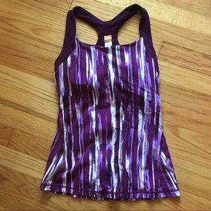 Lucy padded tank top